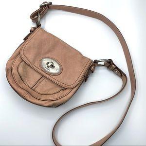 Fossil | Long Live Vintage Leather Crossbody Bag
